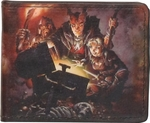 Dungeons and Dragons Fools Gold Wallet