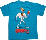 Earthworm Jim Groovy T Shirt