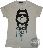 Eazy E Eazy Duz It Music Baby Tee