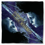 Edward Scissorhands Movie Poster Bandana