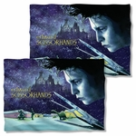 Edward Scissorhands Movie Poster FB Pillow Case