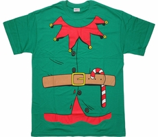 Elf Costume T Shirt Shirt of the Day
