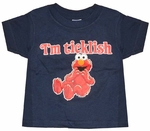 Elmo I'm Ticklish Toddler T-Shirt