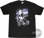 Elvis Bike T-Shirt