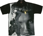 Elvis Portrait Club Shirt