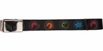 Ender's Game Army Logos Mesh Belt