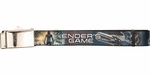 Ender's Game Teaser Movie Poster and Ship Mesh Belt
