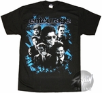 Entourage Collage T-Shirt
