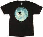 ET Moon Bicycle T-Shirt
