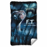 ET Title Fleece Blanket