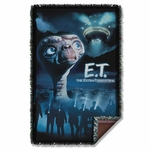 ET Title Throw Blanket