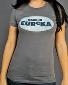 Eureka Made Baby Tee