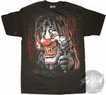 Exile Clown Shaker T-Shirt