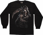 Exile Reaper Long Sleeve T-Shirt