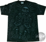 Exile Skeleton Coffin T-Shirt