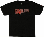 Fables Logo T Shirt