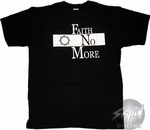 Faith No More Name T-Shirt