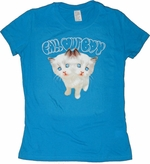 Fall Out Boy Kitty Baby Tee