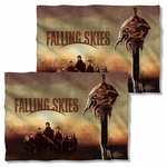 Falling Skies Skitter Head FB Pillow Case