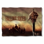 Falling Skies Skitter Head Pillow Case