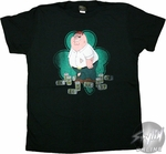 Family Guy Peter T-Shirt Sheer
