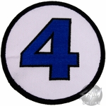 Fantastic Four Symbol Patch