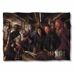 Farscape Crew Pillow Case