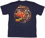 Fast and the Furious Car T Shirt