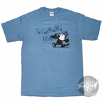 Felix Comic Strip T-Shirt