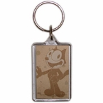 Felix the Cat Pose Keychain