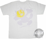 Felix the Cat Yellow Face Youth T-Shirt