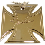 Fender Maltese Cross Necklace