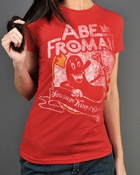 Ferris Buellers Day Off Abe Froman Baby Tee