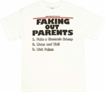 Ferris Buellers Day Off Faking T-Shirt