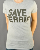 Ferris Buellers Day Off Save Ferris Baby Tee