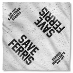 Ferris Buellers Day Off Save Ferris Bandana