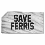 Ferris Buellers Day Off Save Ferris Towel