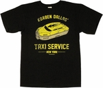 Fifth Element Taxi Service T Shirt