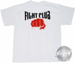Fight Club Red Fist T-Shirt