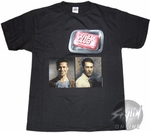 Fight Club Soap Faces T-Shirt