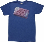 Fight Club Soap Logo T-Shirt Sheer