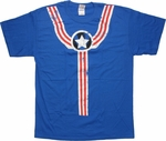 Fighting American Vintage Suit T Shirt