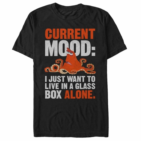 Finding Dory Hank Mood T-Shirt
