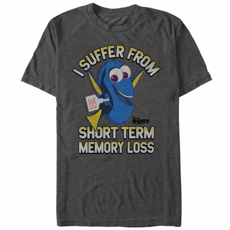 Finding Dory Memory Loss T-Shirt