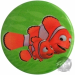 Finding Nemo Marlin and Nemo Button