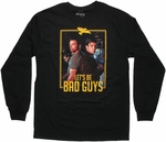 Firefly Bad Guys Framed Duo Long Sleeve T Shirt