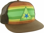 Firefly Browncoat Patch Trucker Hat