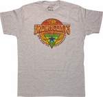 Firefly Browncoats Badge T Shirt