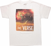Firefly Greetings From the Verse T-Shirt