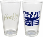 Firefly Logos Pint Glass Set